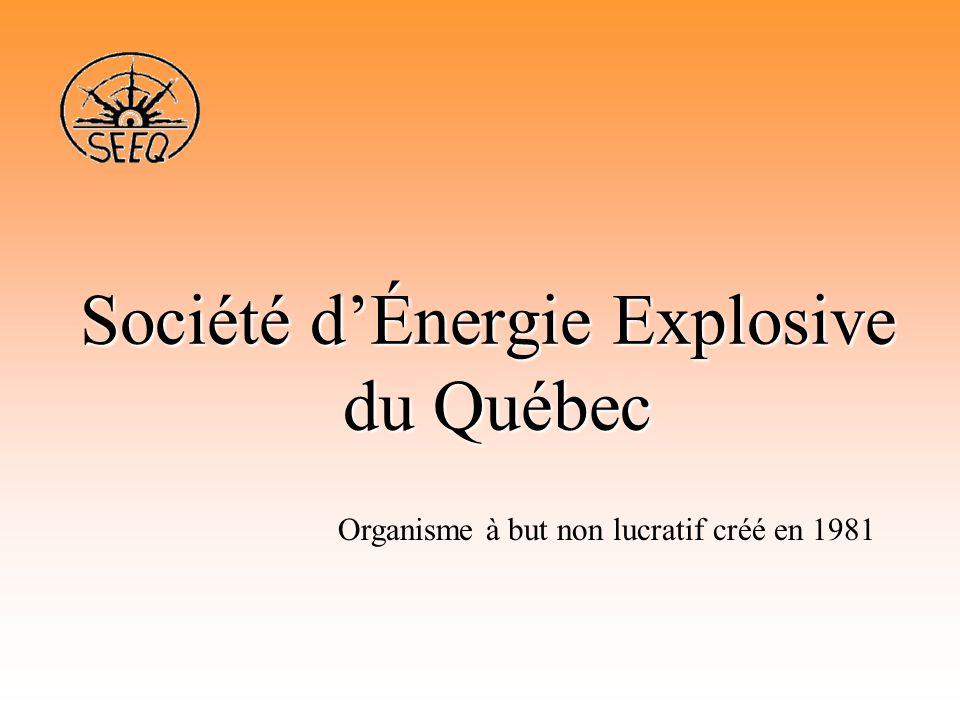 Société d'Énergie Explosive du Québec