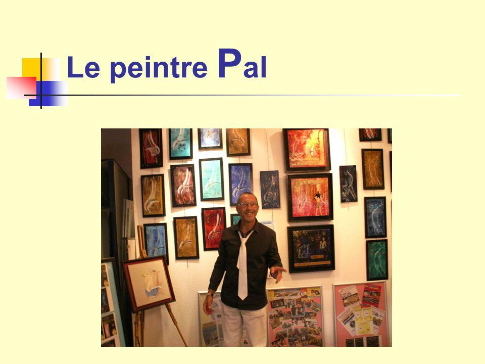 Le peintre Pal