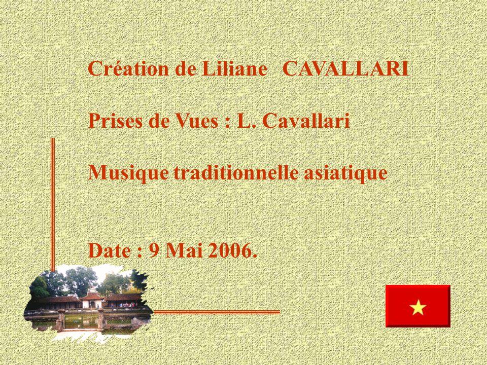 Création de Liliane CAVALLARI