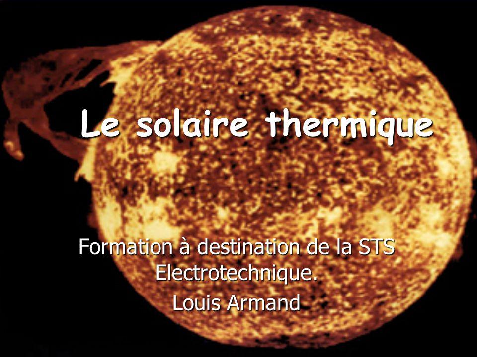 Formation à destination de la STS Electrotechnique. Louis Armand