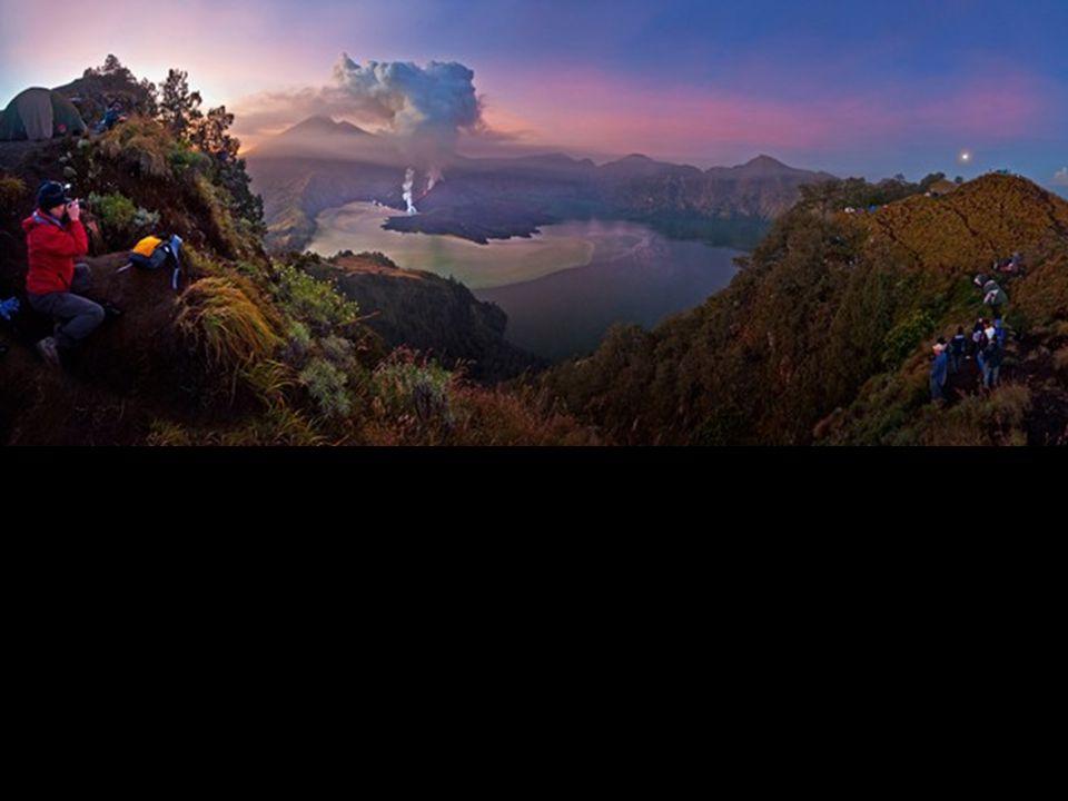 GRAND PRIX Éruption volcanique en Indonésie PREMIER PRIX NATURE