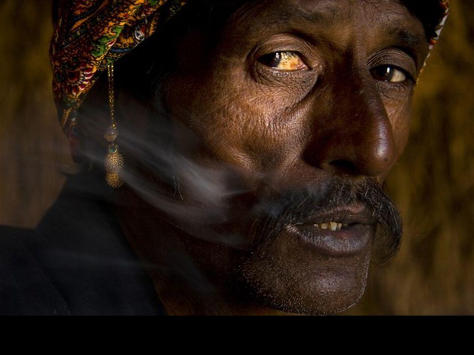 À Rajasthan, Inde d'où viennent les premiers gitans