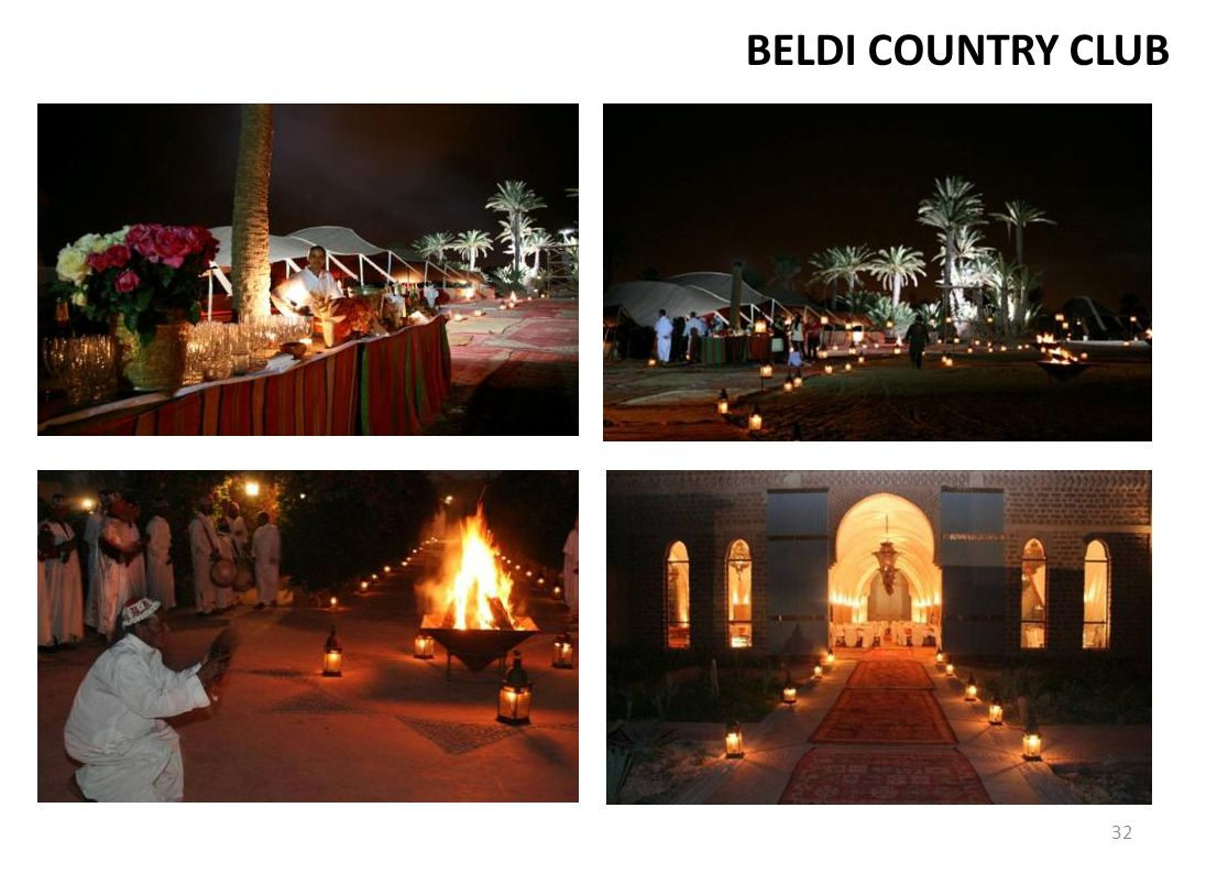 BELDI COUNTRY CLUB