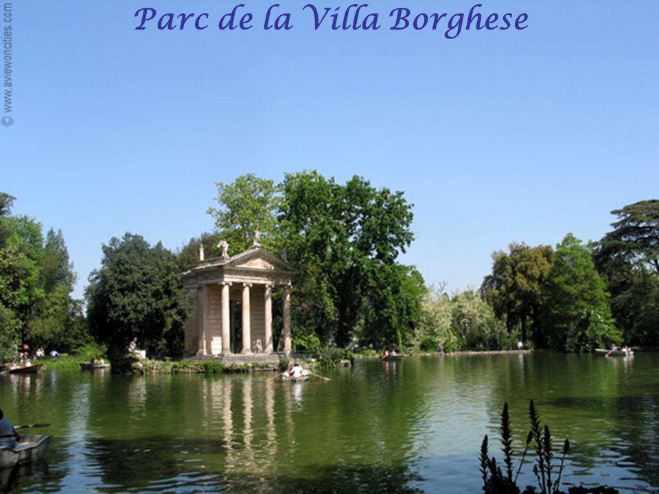 Parc de la Villa Borghese