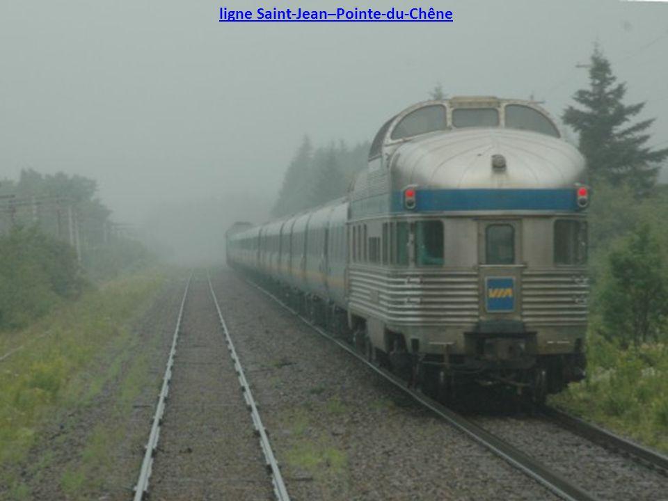 ligne Saint-Jean–Pointe-du-Chêne