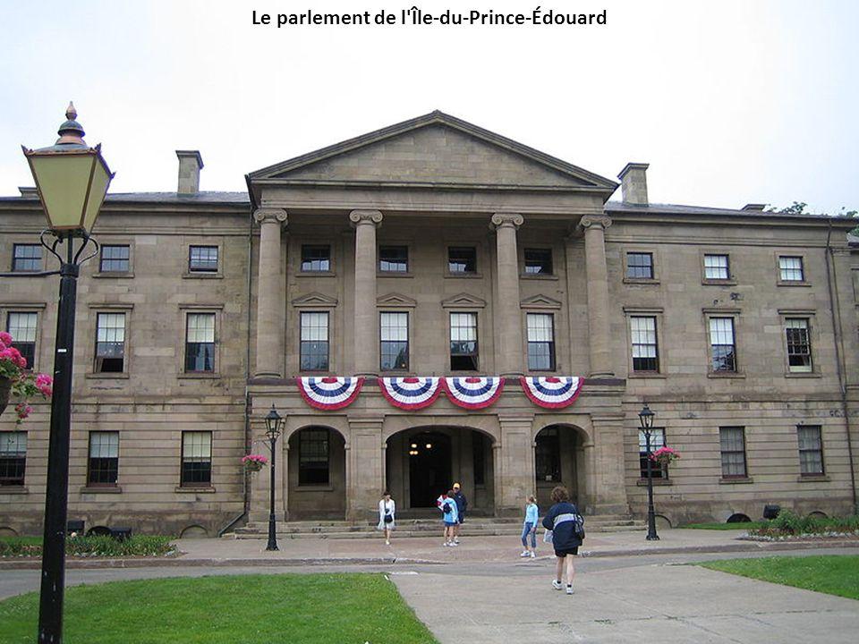 Le parlement de l Île-du-Prince-Édouard