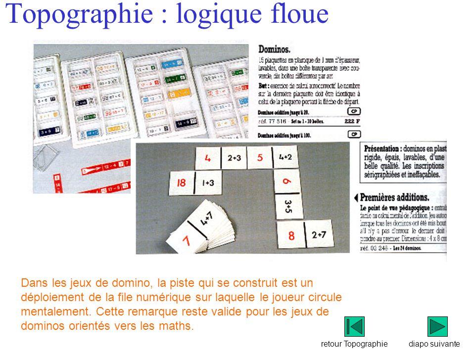 Topographie : logique floue