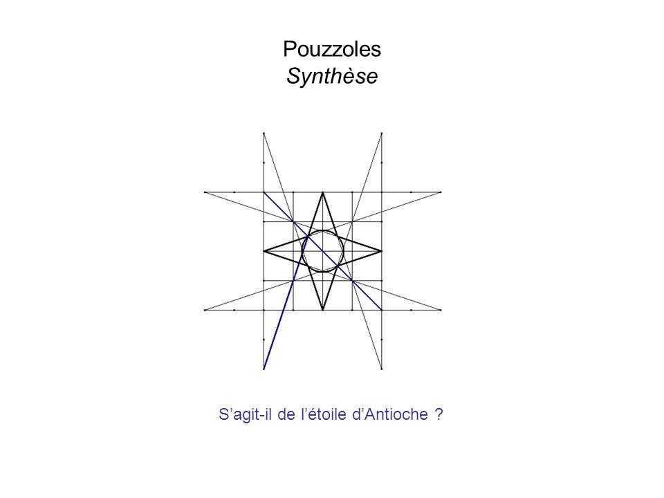 Pouzzoles Synthèse S'agit-il de l'étoile d'Antioche