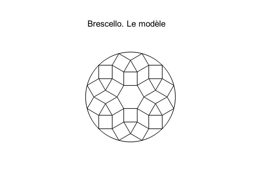Brescello. Le modèle