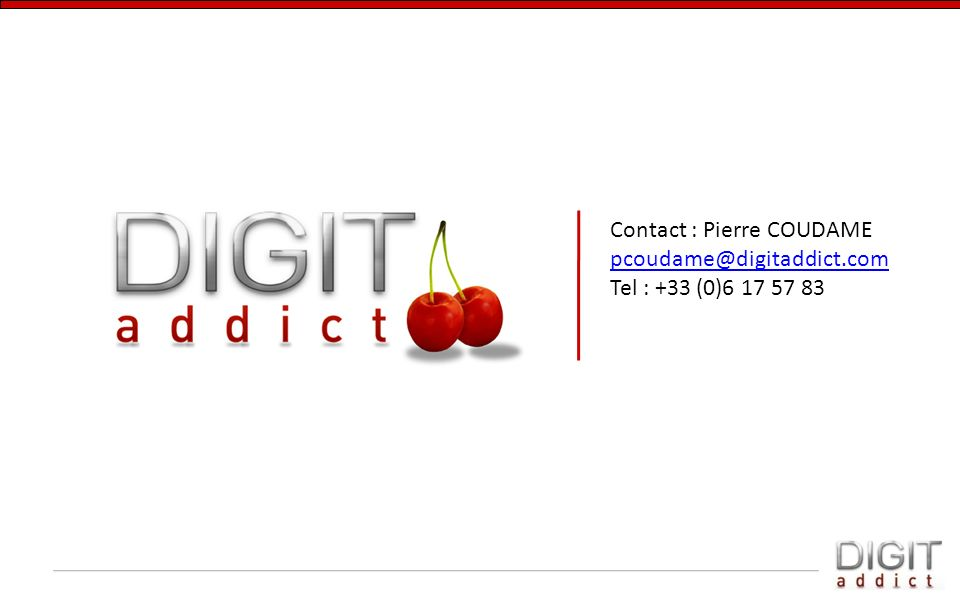 Contact : Pierre COUDAME