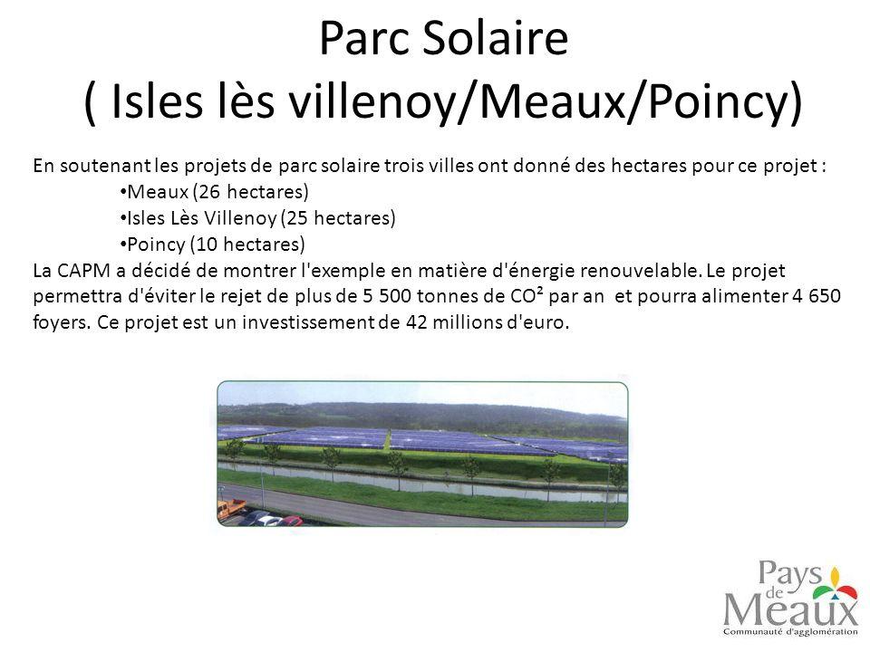 ( Isles lès villenoy/Meaux/Poincy)
