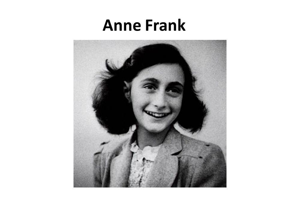Anne Frank Anne Frank
