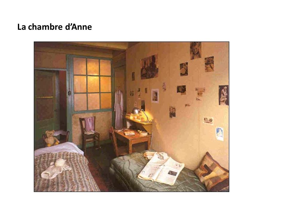La chambre d'Anne