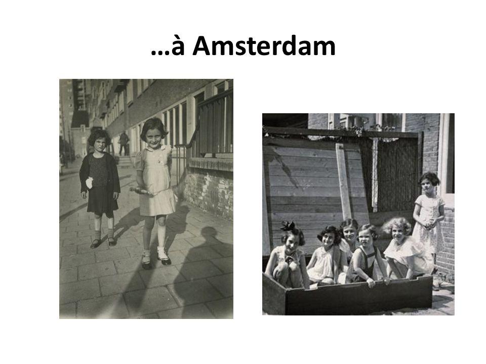 …à Amsterdam