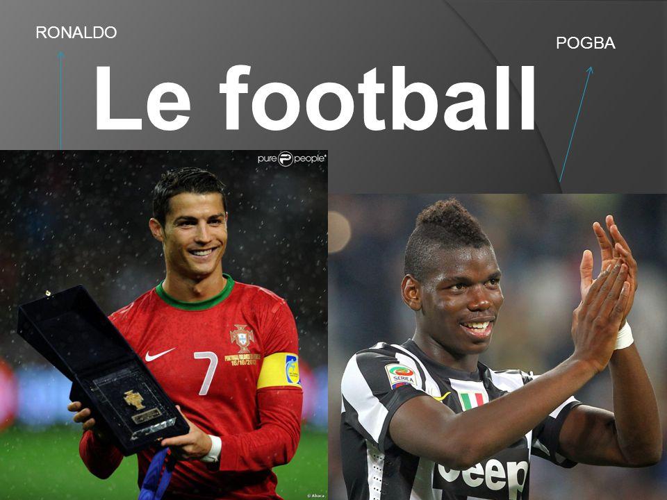 RONALDO POGBA Le football