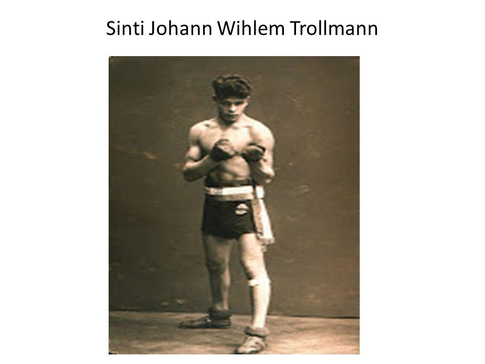 Sinti Johann Wihlem Trollmann