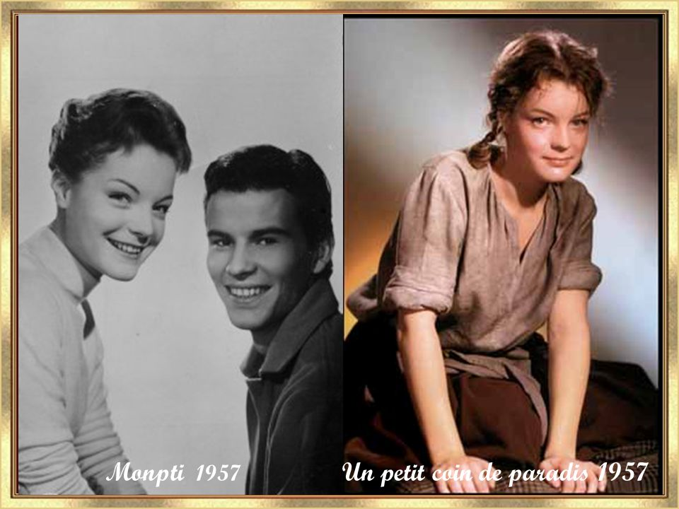 Monpti 1957 Un petit coin de paradis 1957