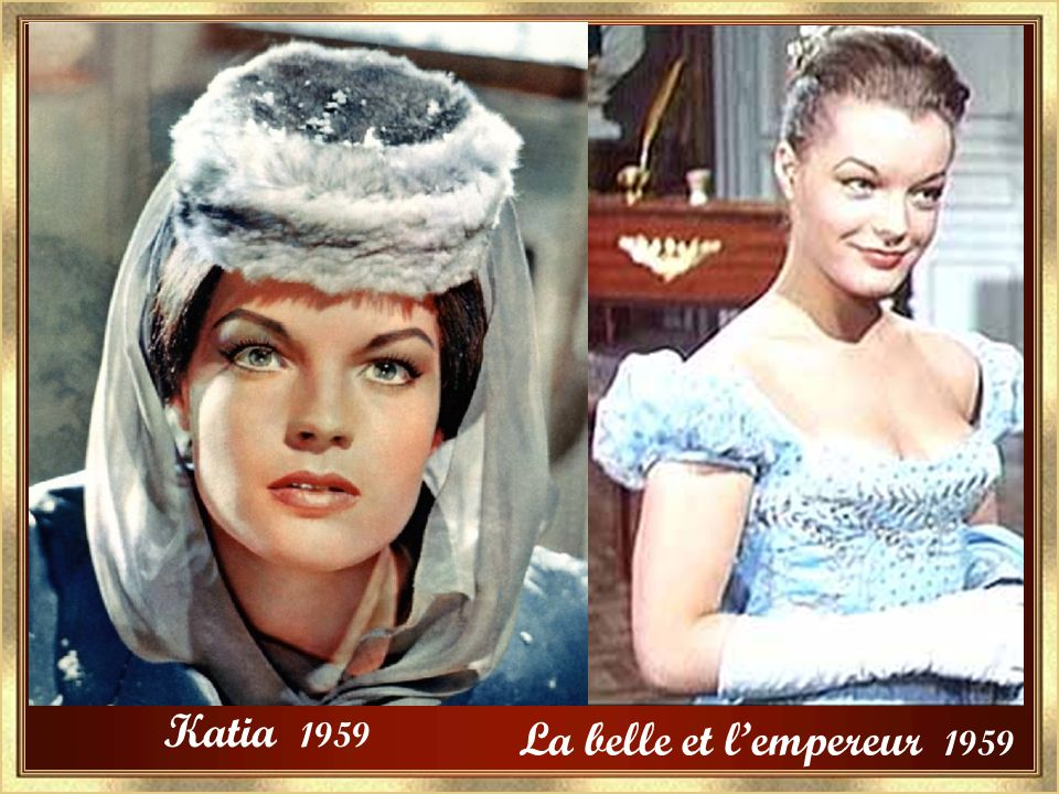 Katia 1959 La belle et l'empereur 1959