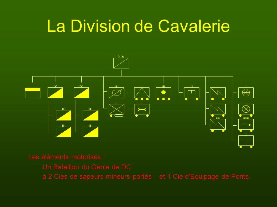 La Division de Cavalerie
