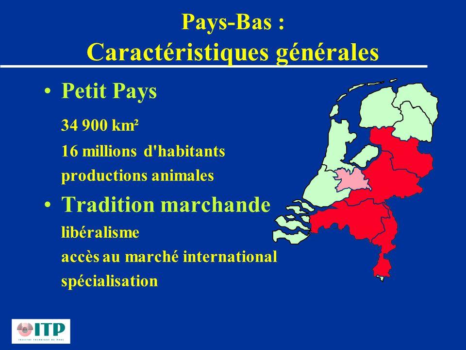 Pays-Bas : Caractéristiques générales