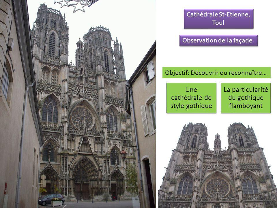 Cathédrale St-Etienne, Toul