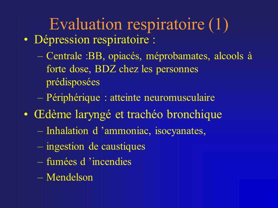 Evaluation respiratoire (1)