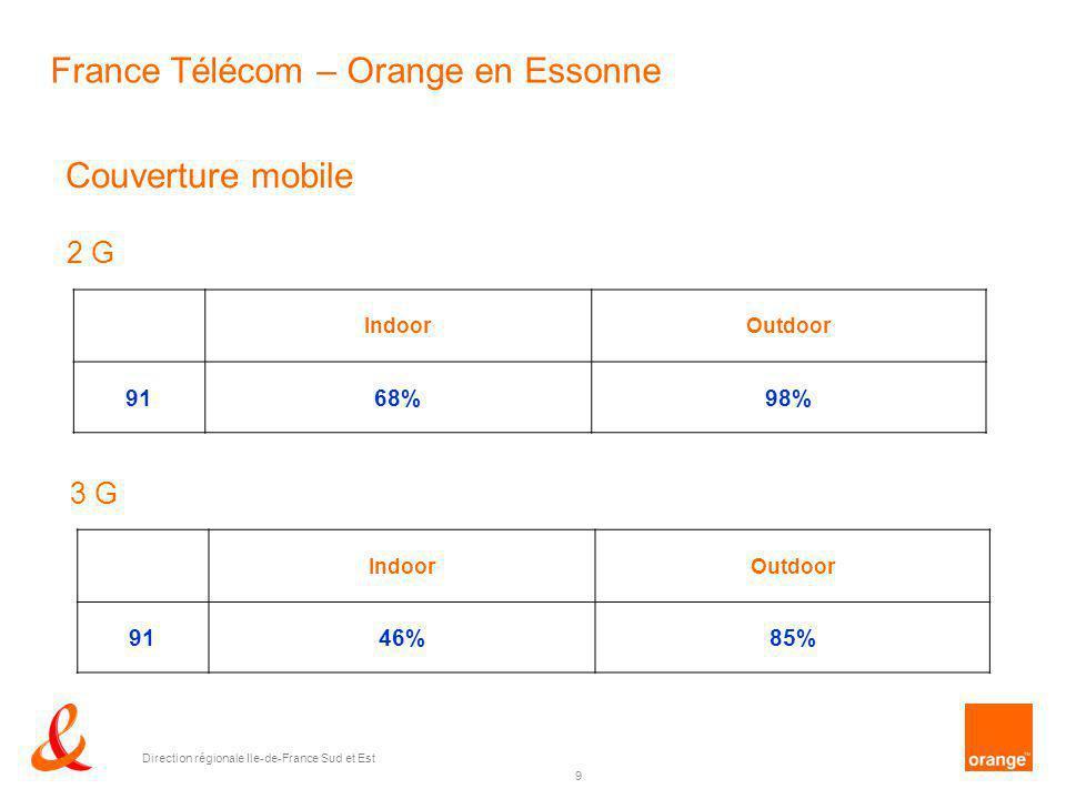 France Télécom – Orange en Essonne