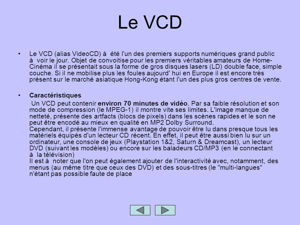 Le VCD
