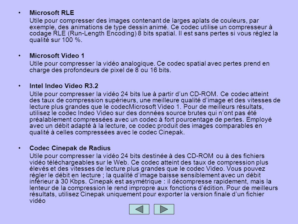 Microsoft RLE