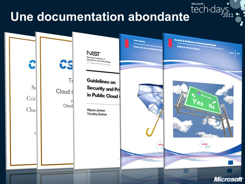 Une documentation abondante