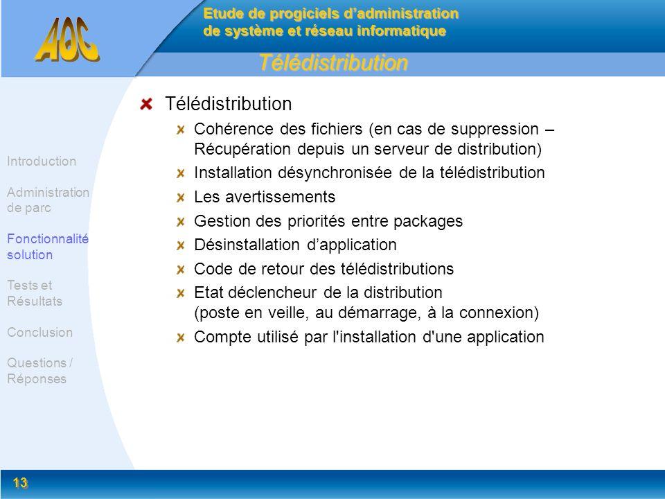 Télédistribution Télédistribution