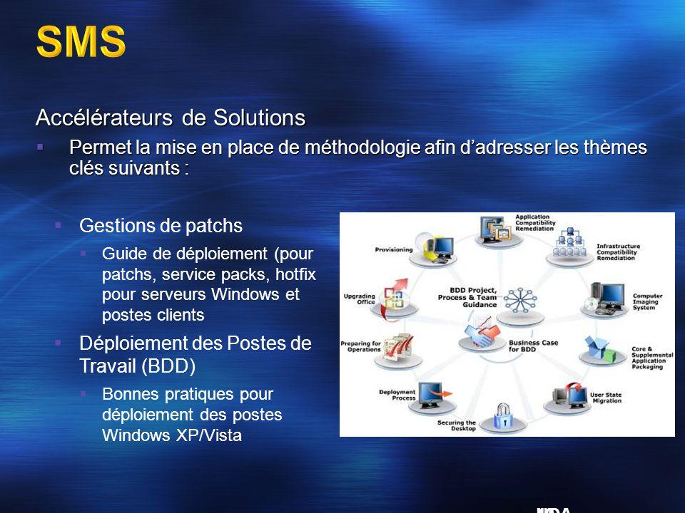 SMS Accélérateurs de Solutions