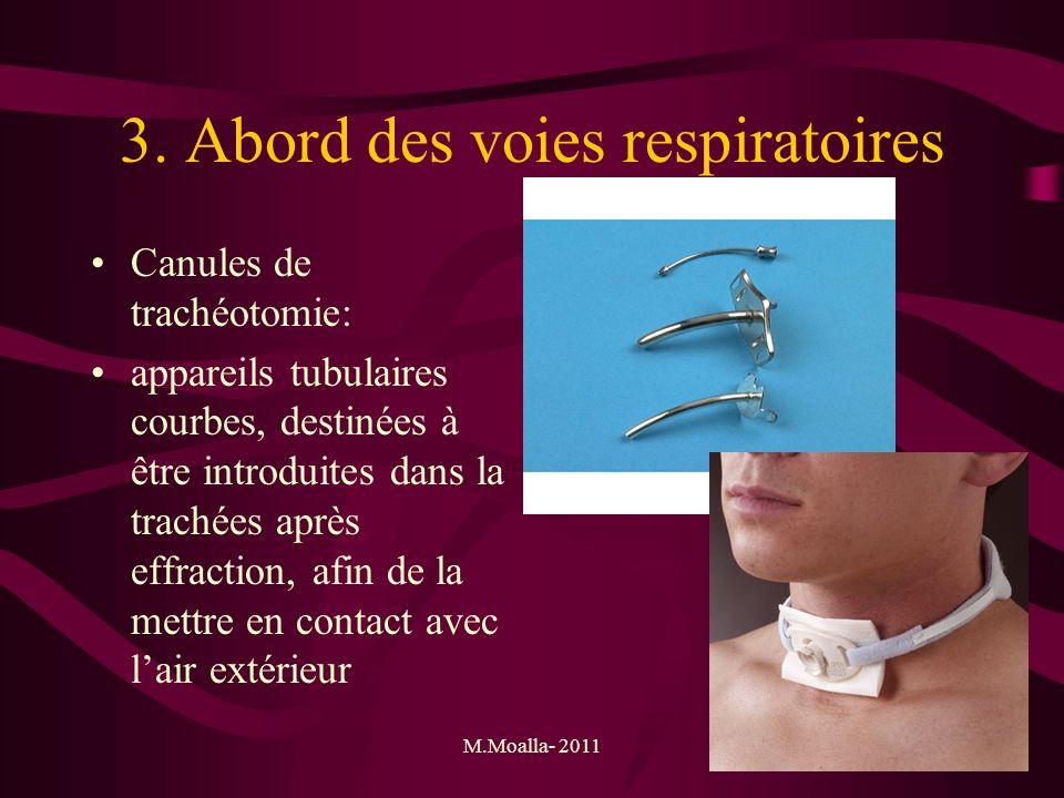 3. Abord des voies respiratoires
