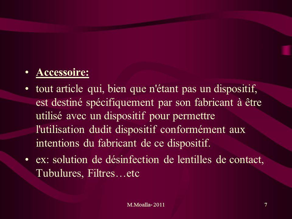 Accessoire:
