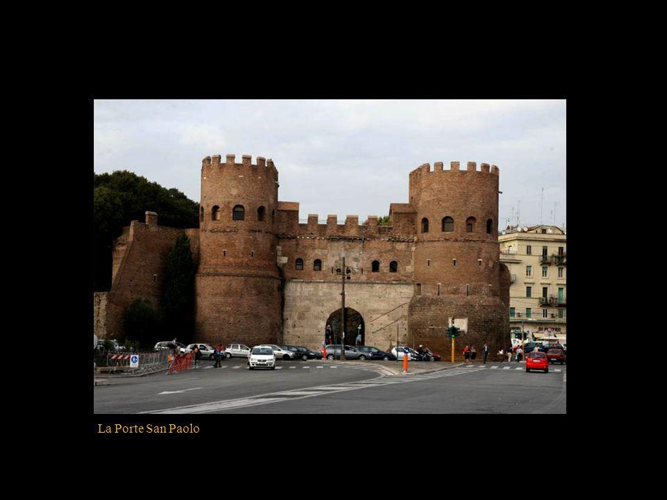 La Porte San Paolo