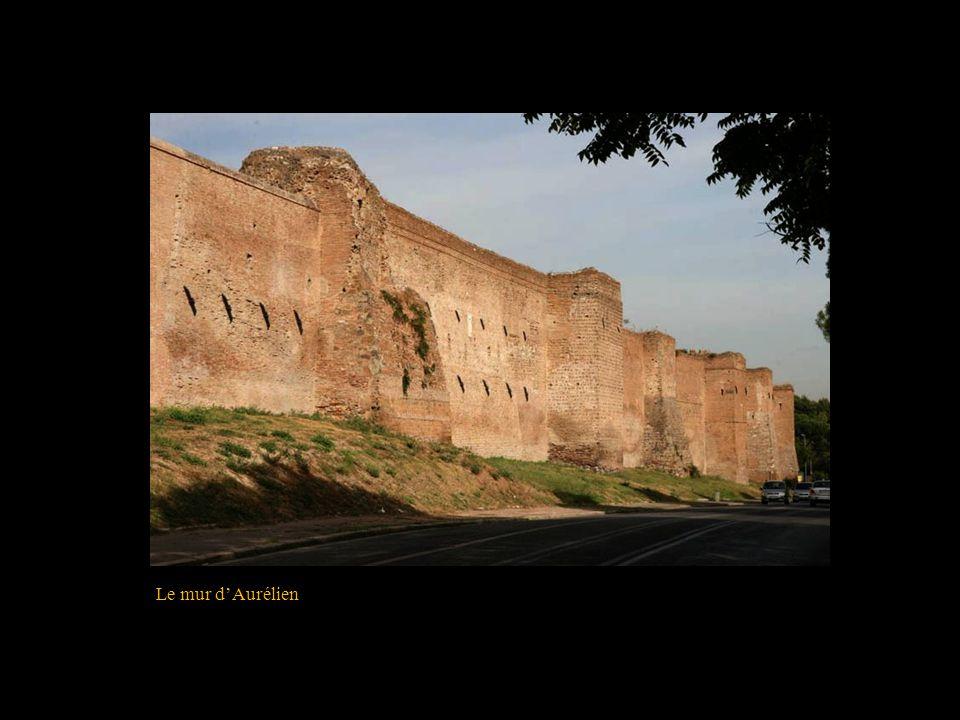 Le mur d'Aurélien