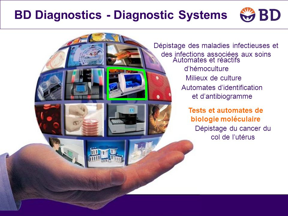 BD Diagnostics - Diagnostic Systems