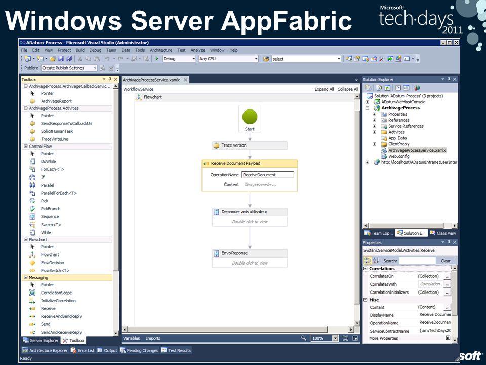 Windows Server AppFabric