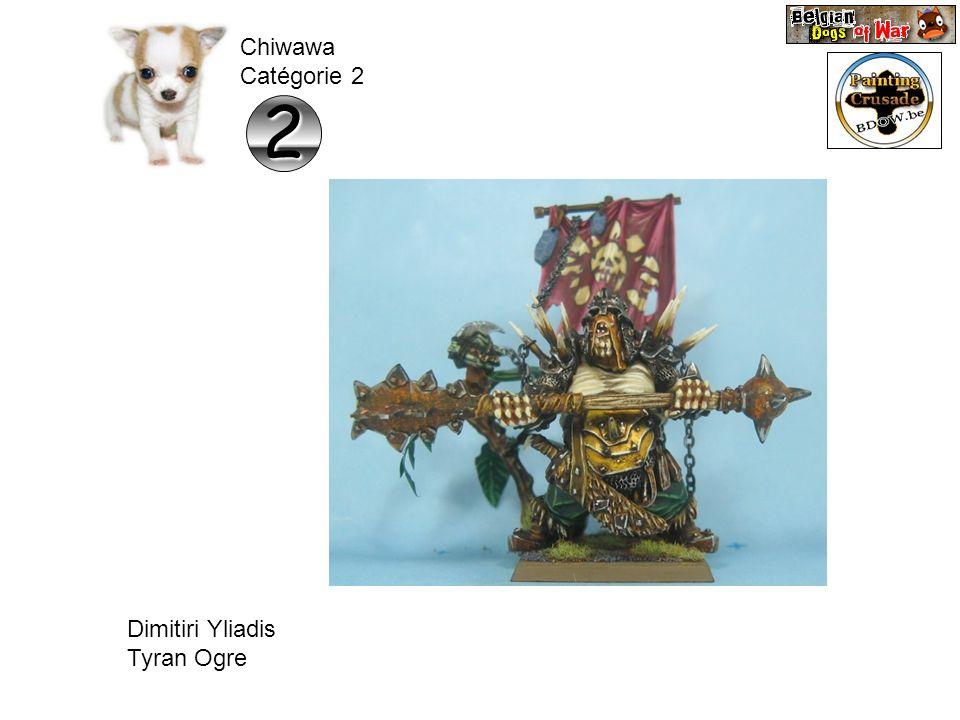 Chiwawa Catégorie 2 2 Dimitiri Yliadis Tyran Ogre