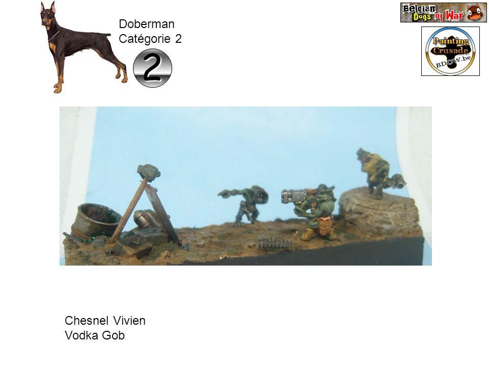 Doberman Catégorie 2 2 Chesnel Vivien Vodka Gob