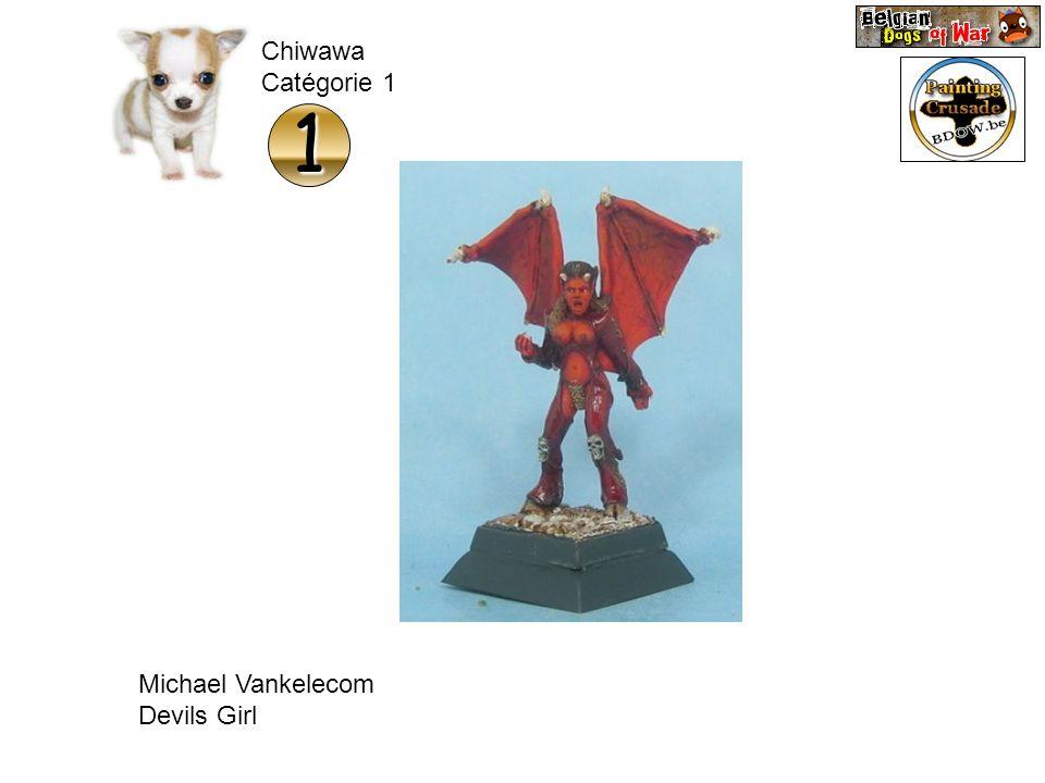 Chiwawa Catégorie 1 1 Michael Vankelecom Devils Girl