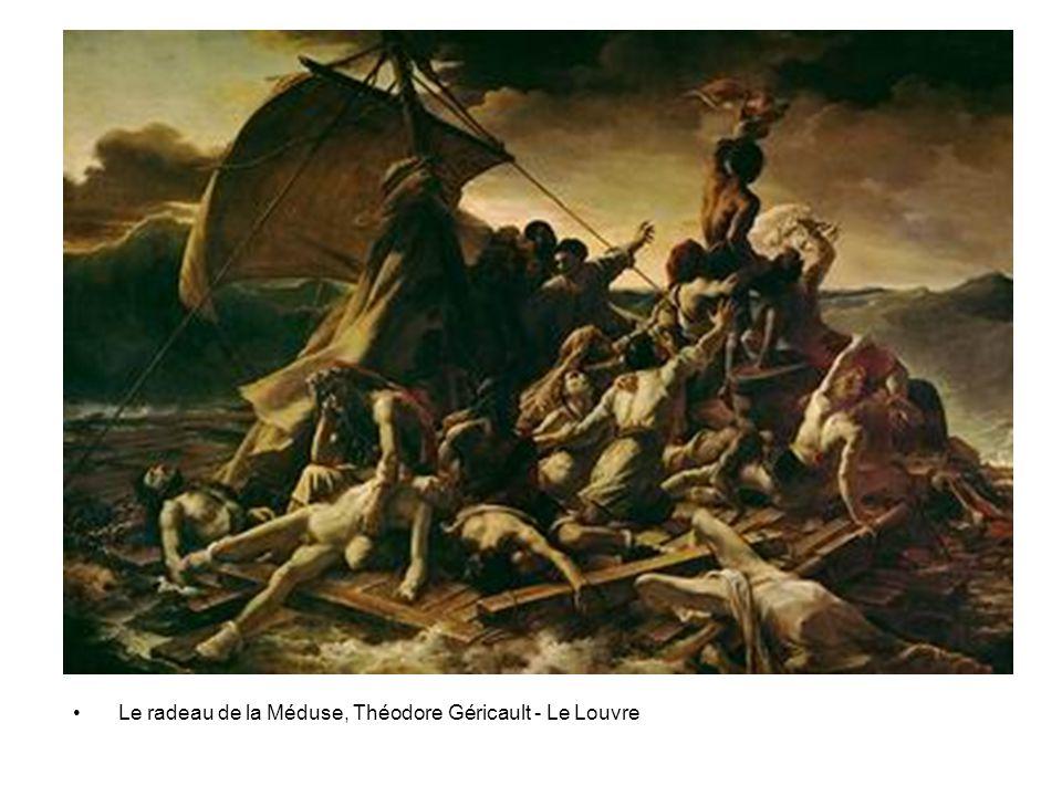 Le radeau de la Méduse, Théodore Géricault - Le Louvre