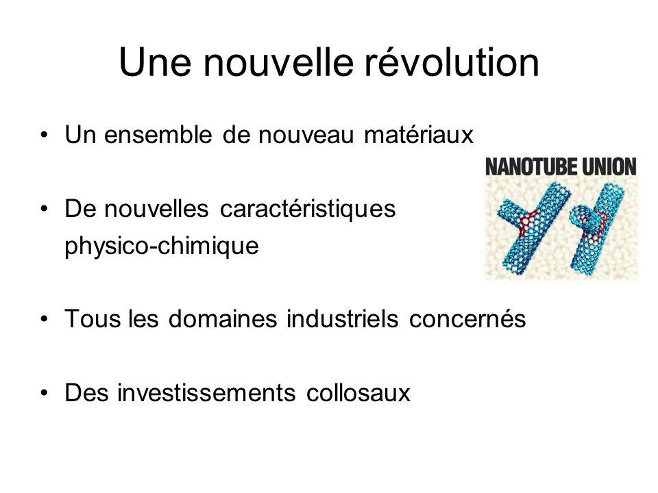 Une nouvelle révolution
