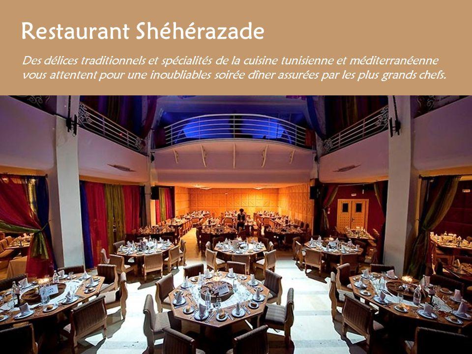 Restaurant Shéhérazade