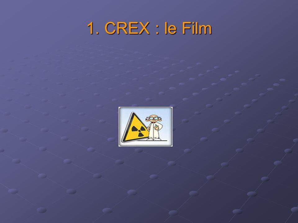 1. CREX : le Film