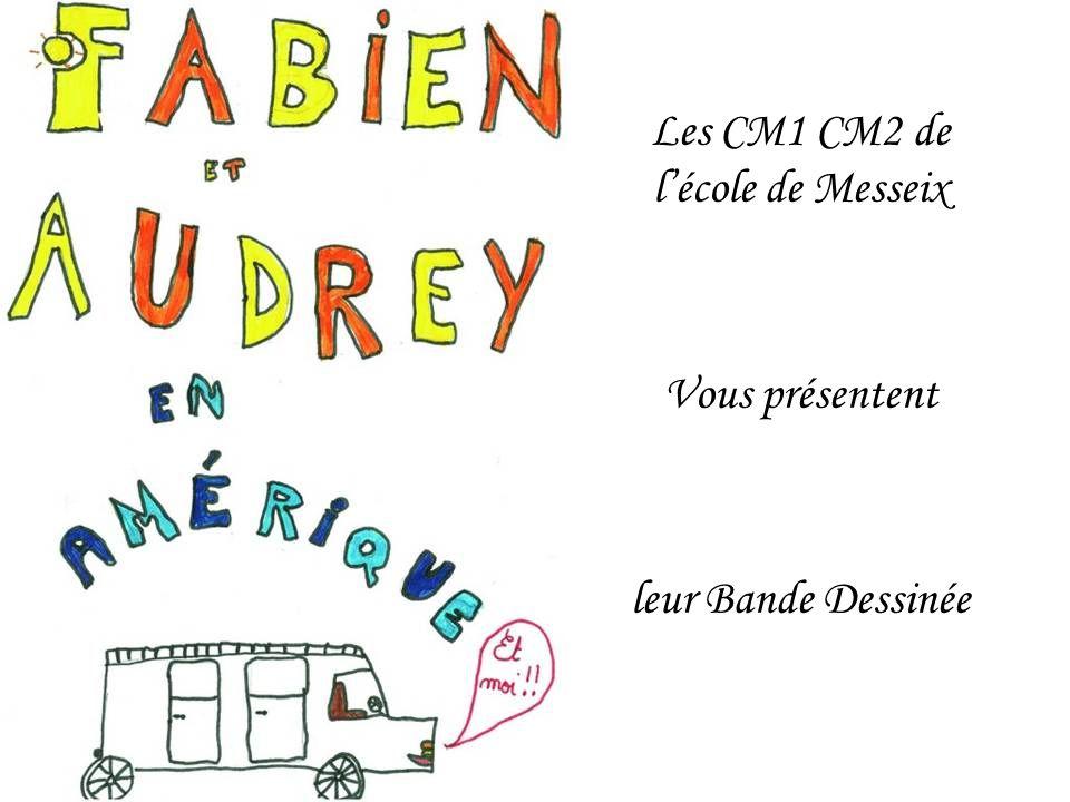 Les CM1 CM2 de l'école de Messeix