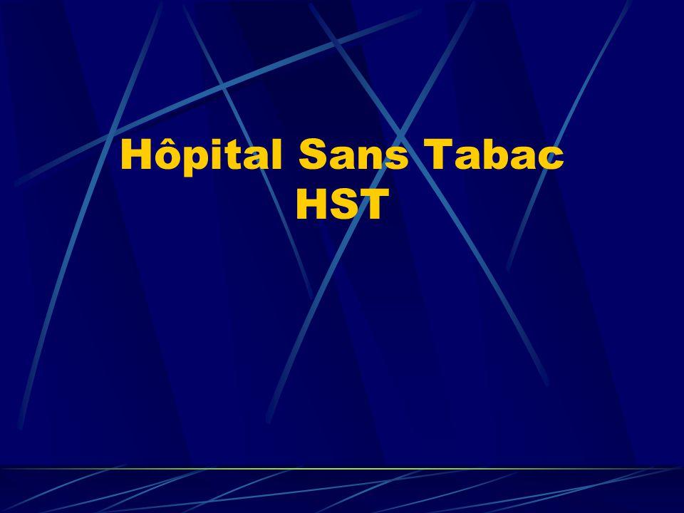 Hôpital Sans Tabac HST