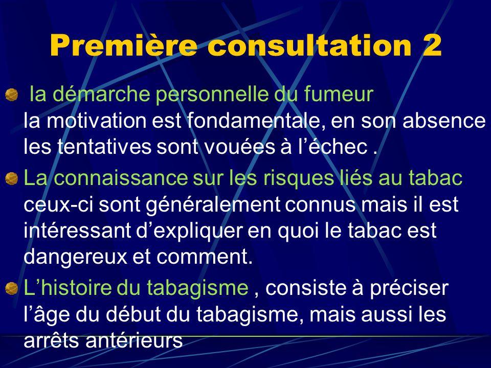 Première consultation 2