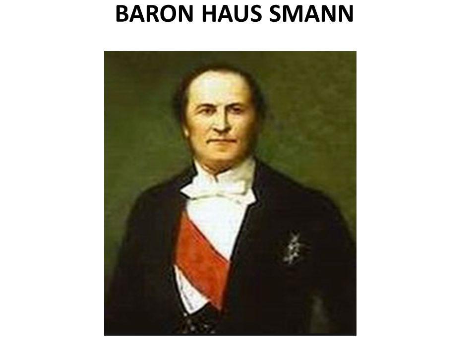 BARON HAUS SMANN