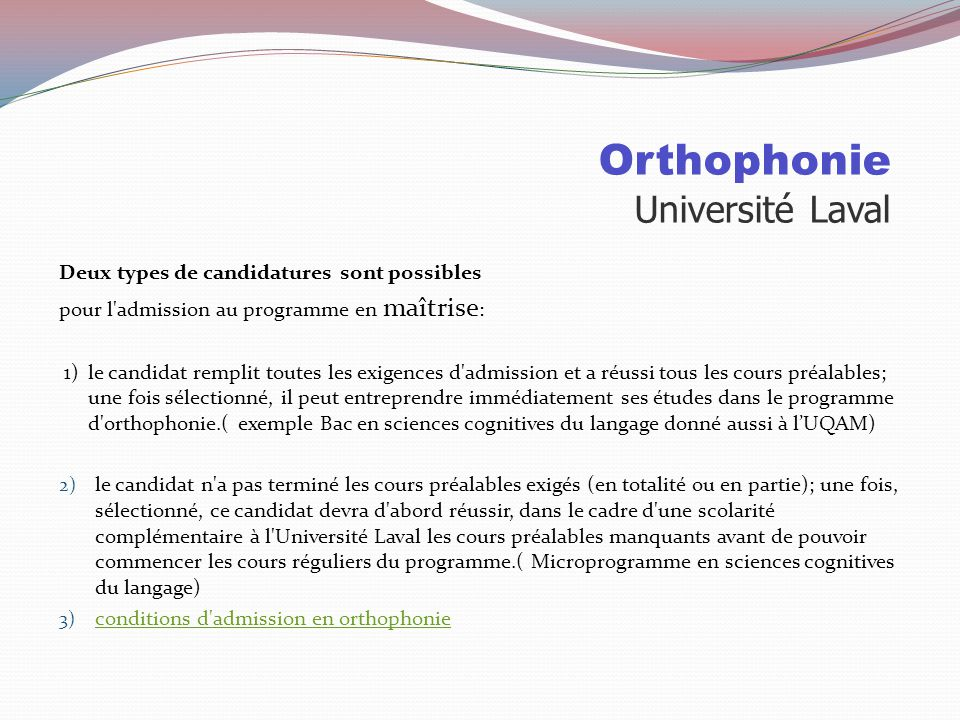 admission universitaire ppt t u00e9l u00e9charger